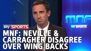 MNF: Neville and Carragher