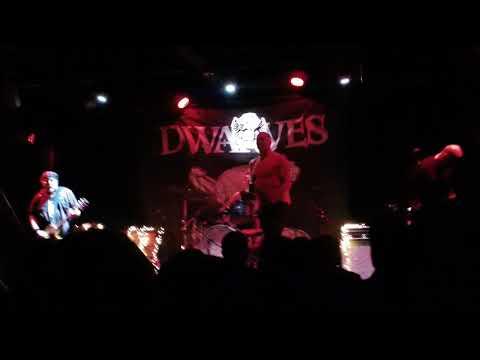 The Dwarves - Way Out @Foro Independencia, Guadalajara 2018