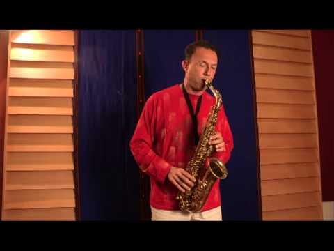 Pepito Ros-Tre Canti for solo Saxophone