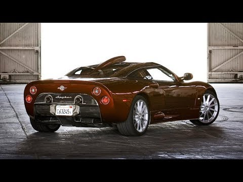 Exotic Sport Car Review - Spyker C8 Spyder is the Quirkiest $250,000 Exotic Car in History