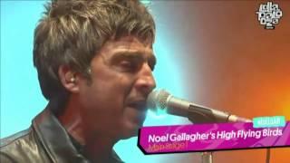 Noel Gallagher en Lollapalooza Argentina 2016 (Show Completo)