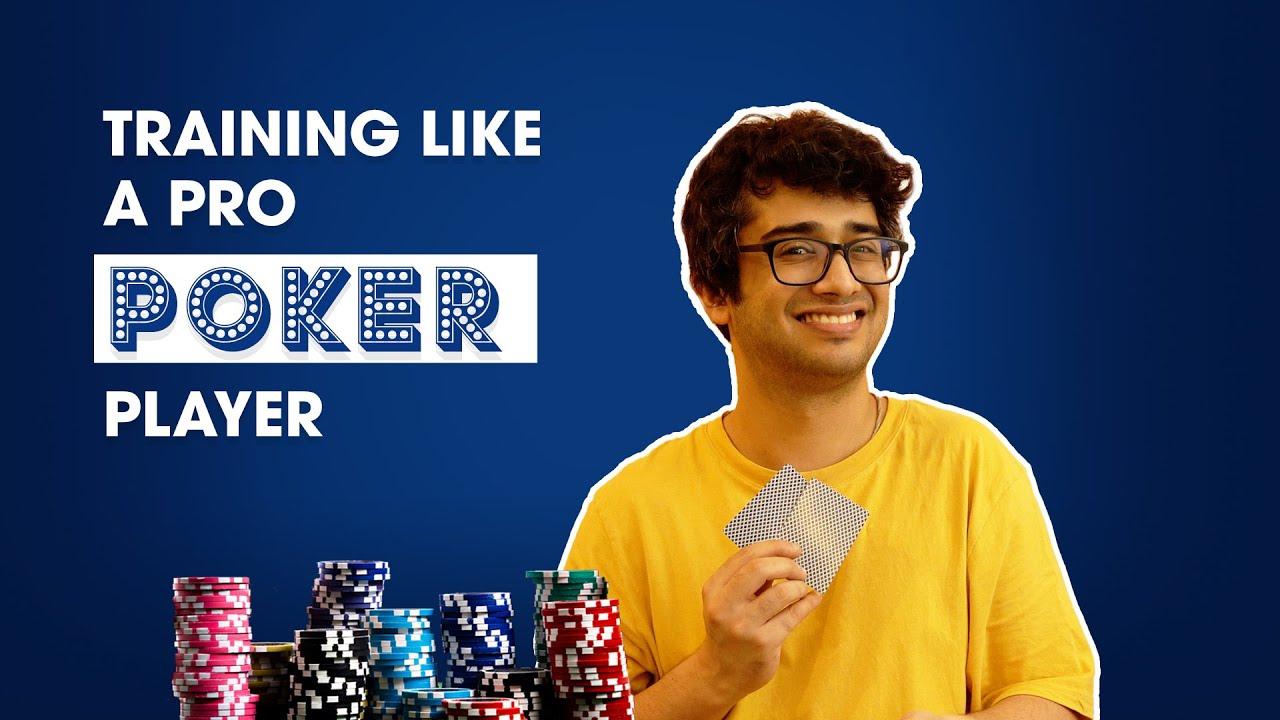 Training Like A Pro Poker Player | Ft. Akshay | Ok Tested