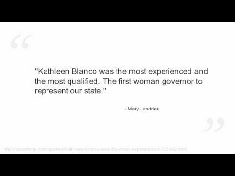 Mary Landrieu Quotes