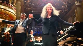 Martha Argerich - Nelson Goerner - Poulenc Concerto for 2 Pianos and Orchestra 2013