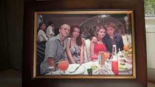 Красивая свадьба в Актобе! Ольга и Алексей Цесько!!!