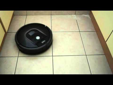 test coin sucre roomba 980