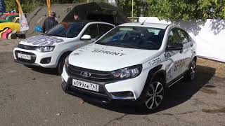 ЛАДА ВЕСТА РАЛЛИ СПРИНТ 150 л.с. Краткий обзор | LADA VESTA RALLY SPRINT