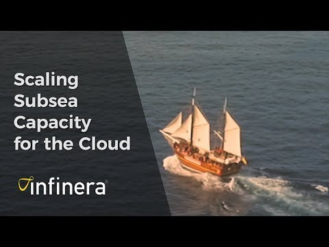 Scaling Subsea Capacity for the Cloud