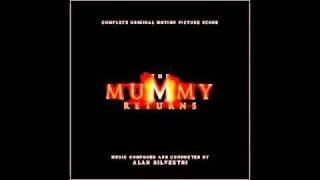 The Mummy Returns Complete Score 38 - End Credits