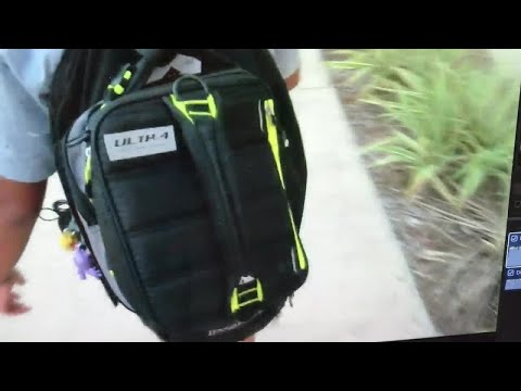 Heavy backpack could mean back pain | Digital Short