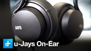 u-Jays On Ear Headphones - Review