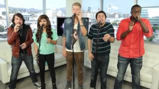 "Pentatonix ""Show You How to Love"" Performance A Cappella- LIVE ON SUNSET"