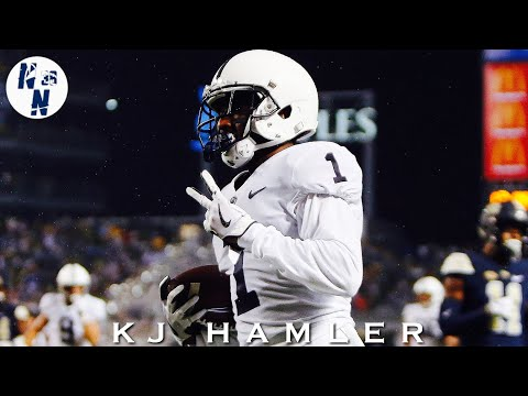 Lightning in a Bottle    ᴴᴰ   ||   KJ Hamler Freshman Mid-Season Highlights