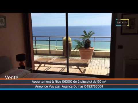 Dans une résidence de luxe au Cap de Nice