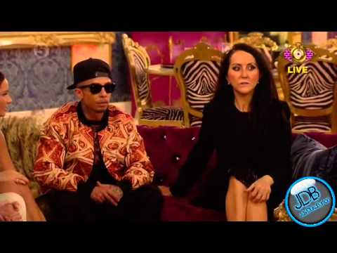 Dappy on Celebrity Big Brother 2014 (Live Event) - Episode 6 (8/1/14)