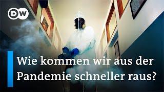 Wie hart hat die Corona-Pandemie die Wirtschaft getroffen?   Made in Germany