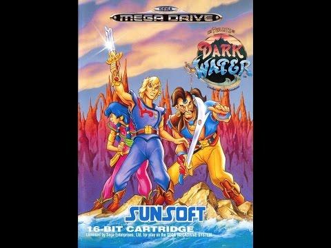 Pirates Of The Dark Water Прохождение (Sega Rus)