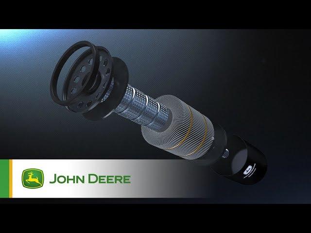Oryginalny filtr oleju John Deere