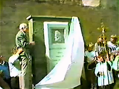 Danny (Duis) McCarthy Memorial Unveiling Youghal 1984