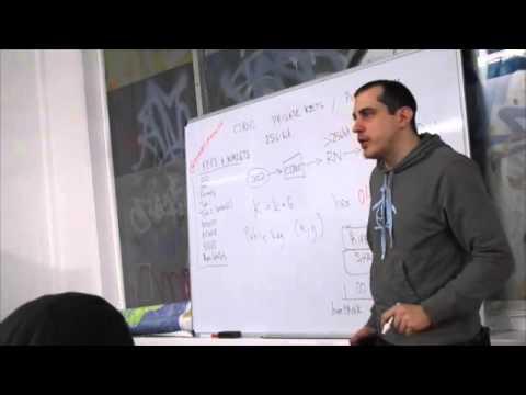 Andreas Antonopoulos on Bitcoin Wallet Encryption