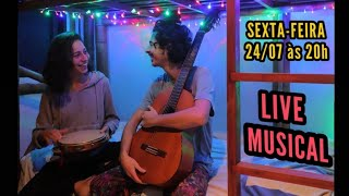 LIVE MUSICAL - 24/07