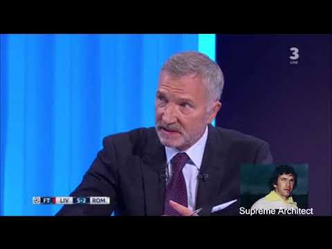 Graeme Souness Liverpool made Roma look very ordinary