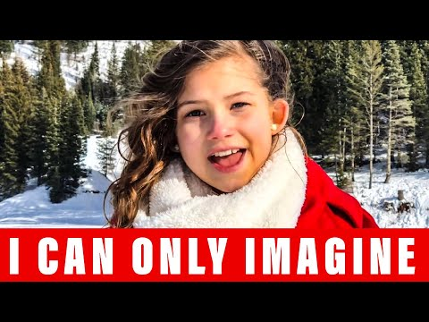 I Can Only Imagine by MercyMe (Cover) Sierra Lauren and Lydia Oakeson of One Voice Children's Choir