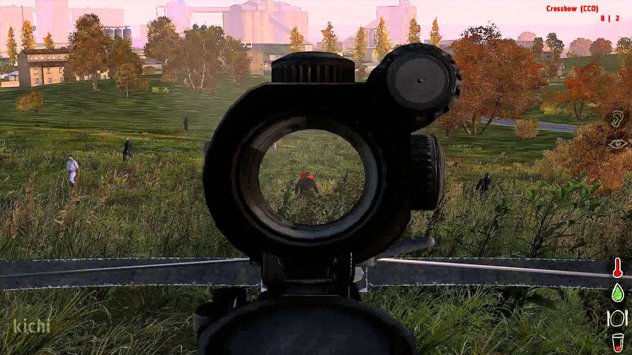 Download New Crossbow for DayZ Mod