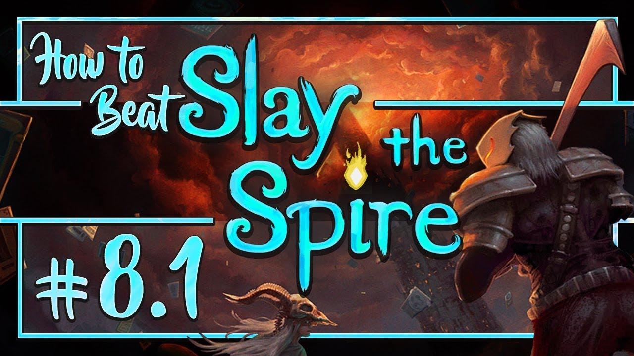 How to Beat Slay the Spire: Burst - Run 8 (1/3)