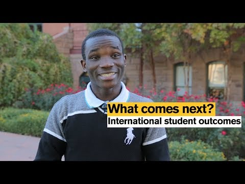 Career Outcomes For International Students At ASU | Arizona State University