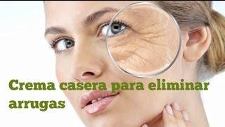 DIY CREMA CASERA PARA ELIMINAR ARRUGAS