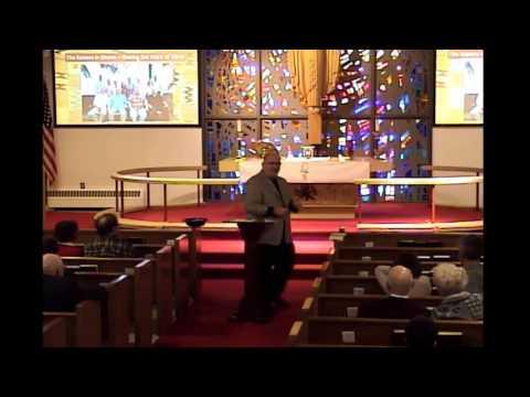 01-10-16 - Peace Lutheran Church - Rev. Kaster Presentation