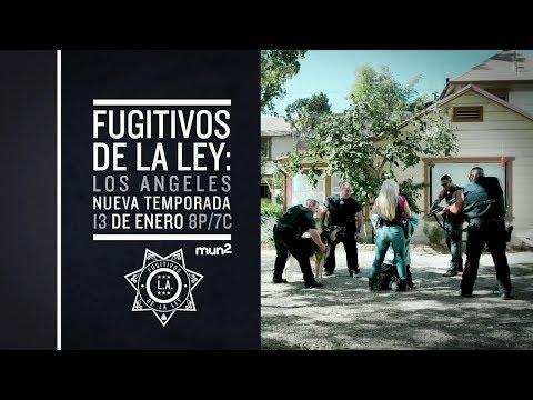 Fugitivos de la Ley   Season 3 promo
