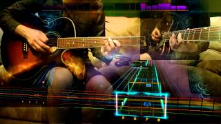 "Rocksmith 2014 - DLC - Guitar - Rhythm/Lead - Rise Against ""Swing Life Away"""