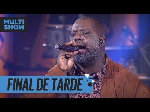 Final De Tarde  Péricles  Música Boa Ao Vivo  Música Multishow