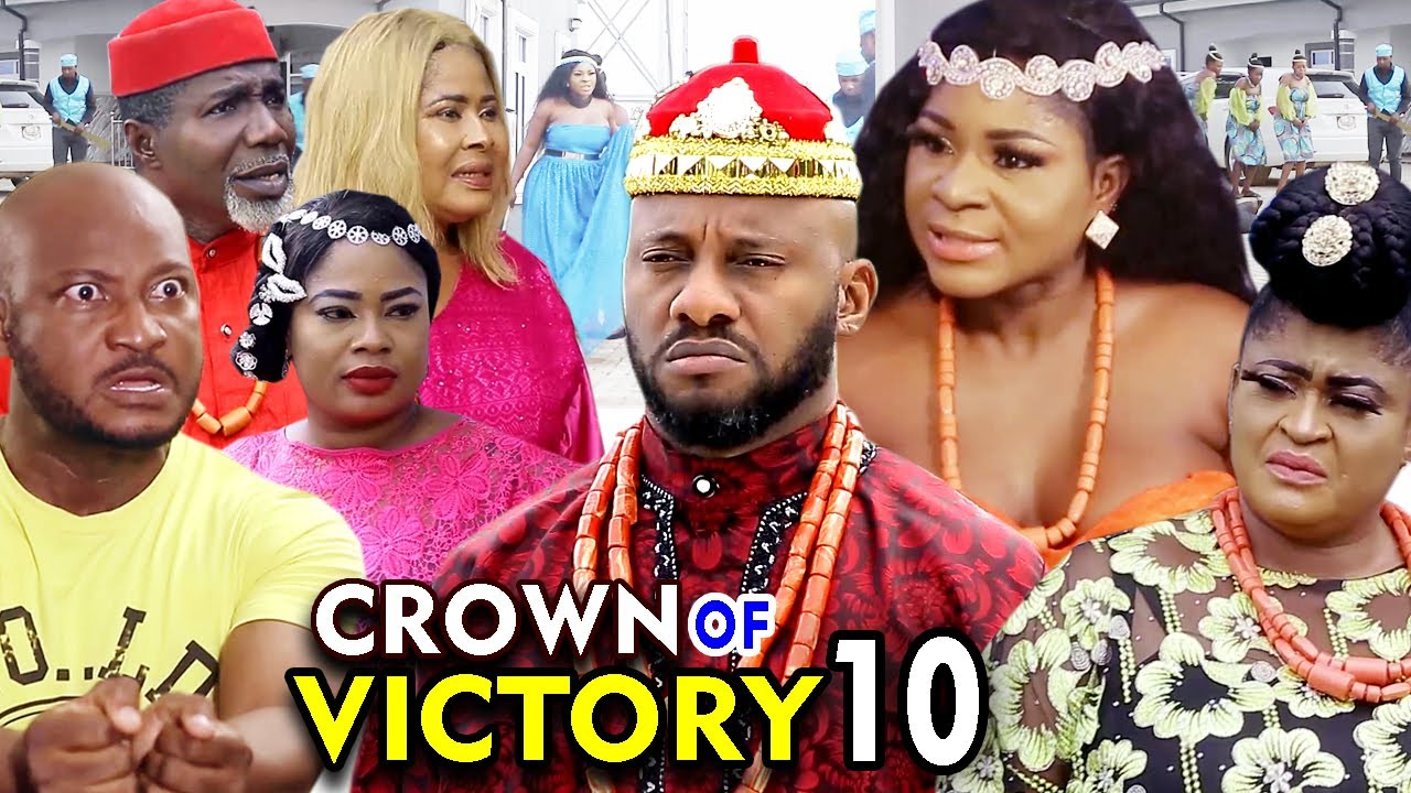 CROWN OF VICTORY SEASON 10 - (New Movie) Yul Edochie 2020 Latest Nigerian Nollywood Movie Full HD