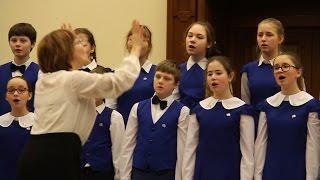 V открытый хоровой фестиваль «Пою Рождеству»