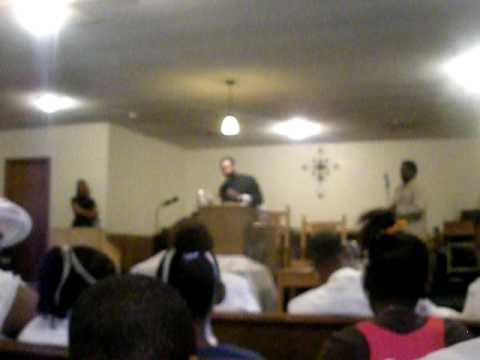 Pastor Rod Little