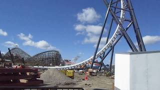 Maxx Force Ground Update Six Flags Great America 4-13-19
