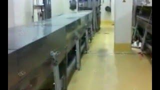 Sugar Machine Drying Tunnel