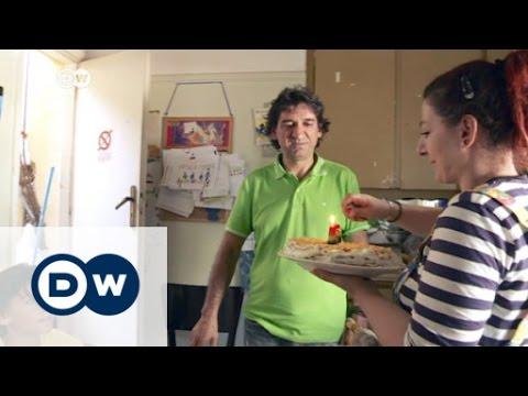 Armut in Griechenland - Familien in Not | DW Nachrichten