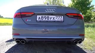 Тест новой Audi A5 и S5