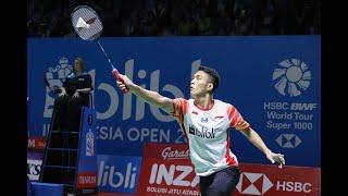 Jonatan Christie & Anthony Ginting Lolos Babak Kedua Indonesia Open 2019