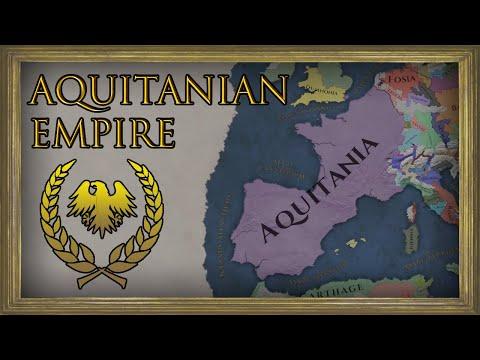 Imperator: Rome - Timelapse - Aquitania |