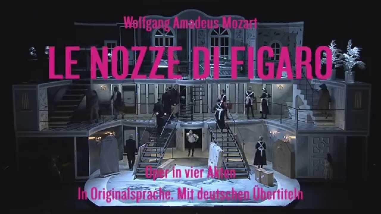 Bildergebnis für oper leipzig le nozze di figaro