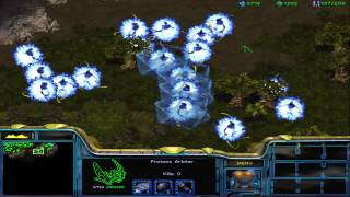 Let's Play Starcraft 27: Protoss Mission 7 - Homeland