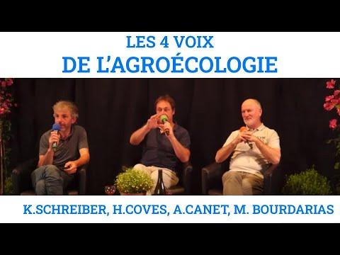 Conférence à 4 voix, avec Konrad Schreiber, Marceau Bourdarias, Hervé Coves et Alain Canet
