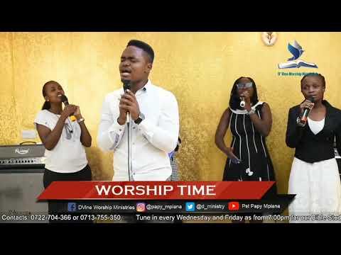 I take pleasure in worshipping you by Israel kakondja