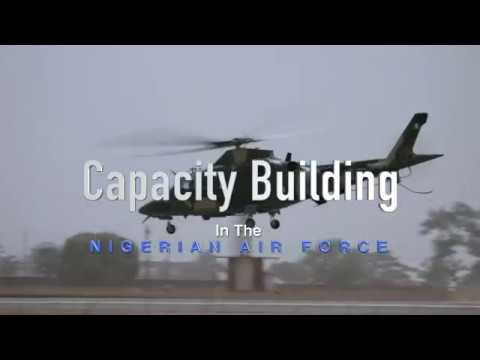 DOCUMENTARY ON CAPACITY BUILDING IN THE NIGERIAN AIR FORCE
