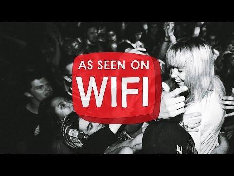 MIJA/AS SEEN ON WIFI: headbanging to chiodos